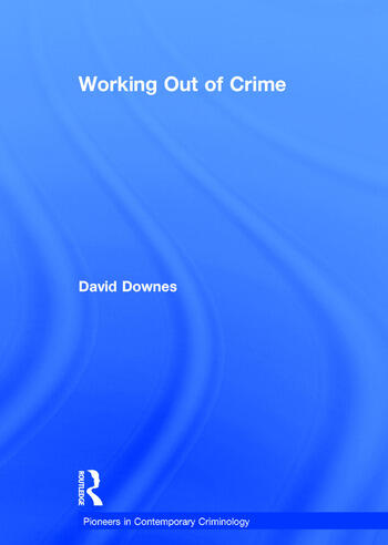 Working Out of Crime book cover
