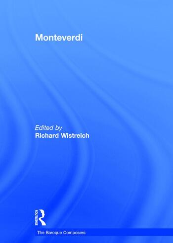 Monteverdi book cover