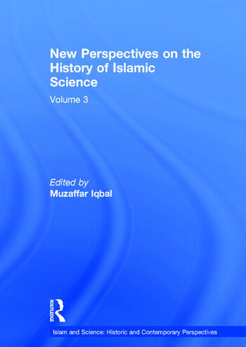 New Perspectives on the History of Islamic Science Volume 3 book cover