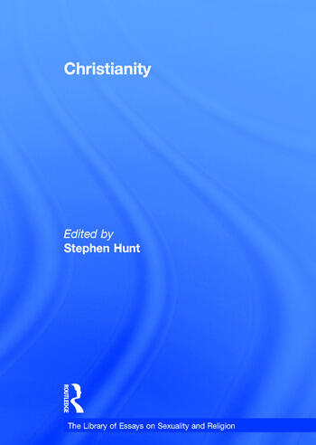 Christianity book cover
