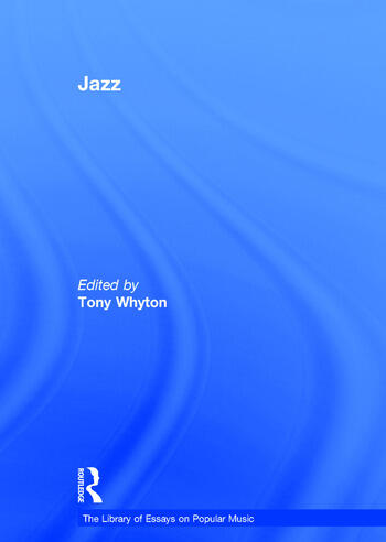 Jazz book cover