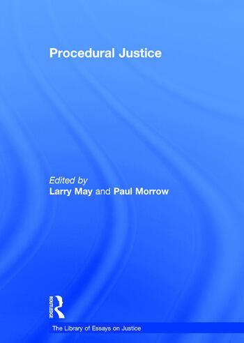 Procedural Justice book cover