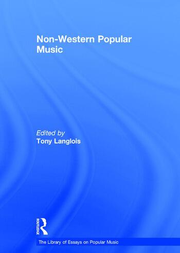 Non-Western Popular Music book cover