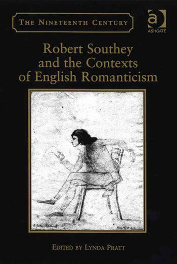 Robert Southey and the Contexts of English Romanticism book cover