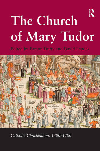 The Church of Mary Tudor book cover