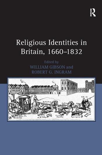 Religious Identities in Britain, 1660–1832 book cover