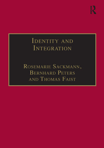 Identity and Integration Migrants in Western Europe book cover