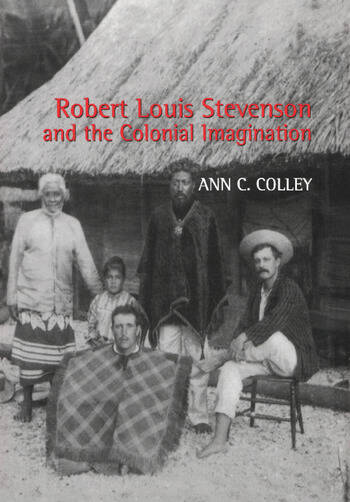Robert Louis Stevenson and the Colonial Imagination book cover