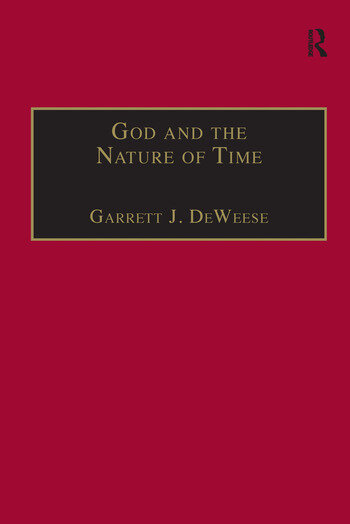 God and the Nature of Time book cover