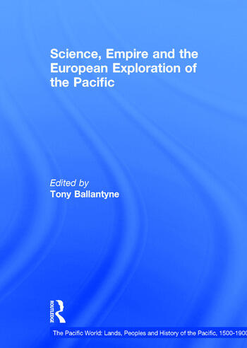 Science, Empire and the European Exploration of the Pacific book cover