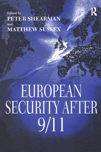 European Security After 9/11 book cover