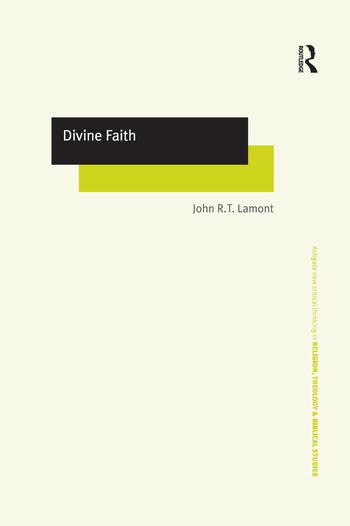 Divine Faith book cover