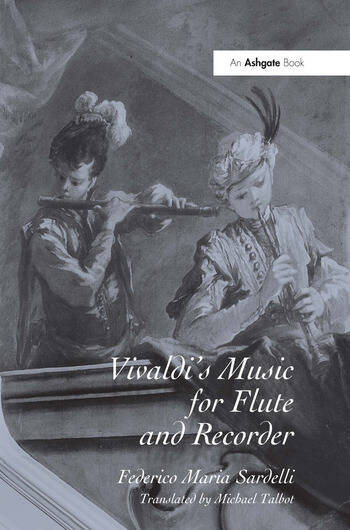 Vivaldi's Music for Flute and Recorder book cover