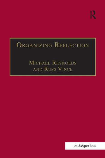 Organizing Reflection book cover