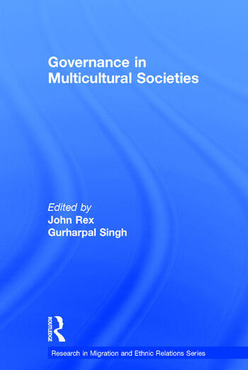 Governance in Multicultural Societies book cover