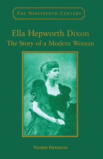 Ella Hepworth Dixon The Story of a Modern Woman book cover