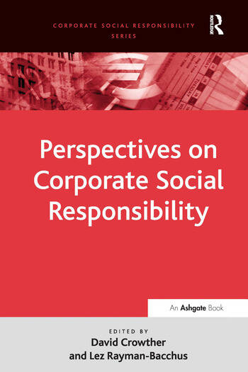 Perspectives on Corporate Social Responsibility book cover