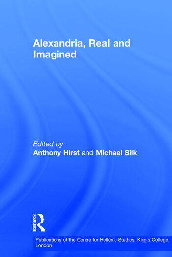 Alexandria, Real and Imagined book cover