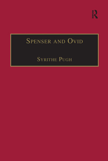 Spenser and Ovid book cover