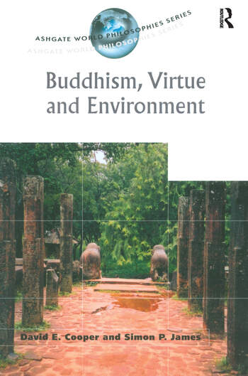 Buddhism, Virtue and Environment book cover