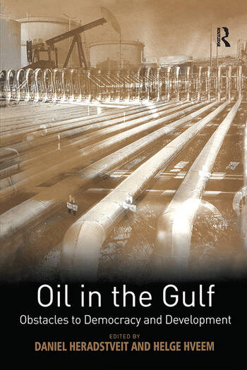 Oil in the Gulf Obstacles to Democracy and Development book cover