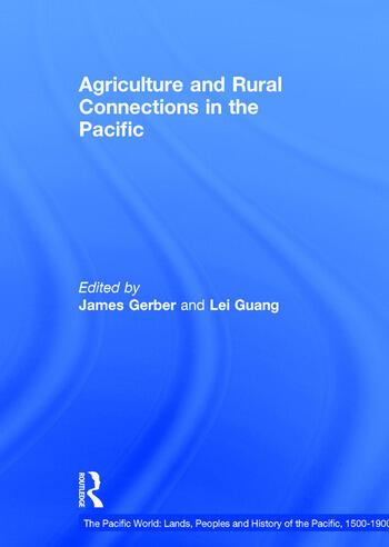 Agriculture and Rural Connections in the Pacific book cover