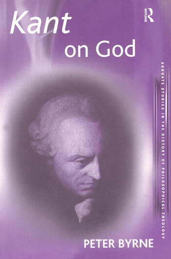 Kant on God book cover