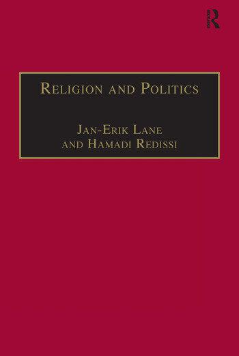 Religion and Politics Islam and Muslim Civilisation book cover