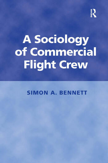 A Sociology of Commercial Flight Crew book cover