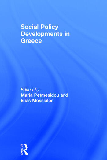 Social Policy Developments in Greece book cover