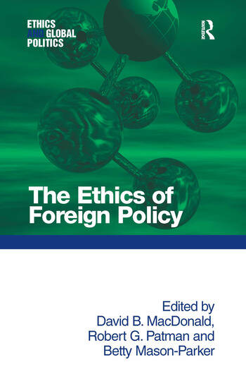 The Ethics of Foreign Policy book cover