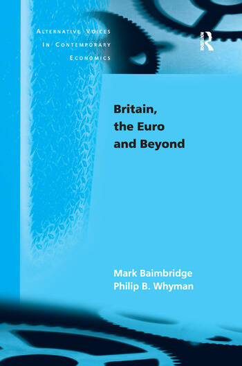Britain, the Euro and Beyond book cover