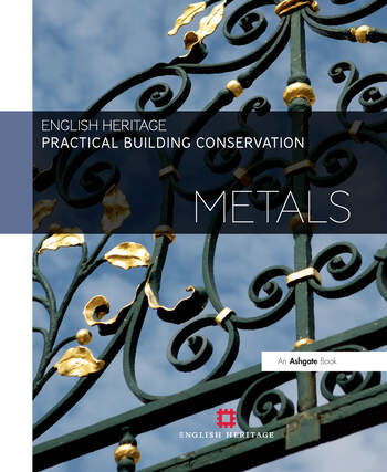 Practical Building Conservation: Metals book cover