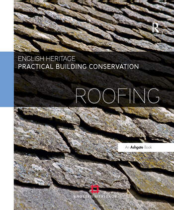 Practical Building Conservation: Roofing book cover