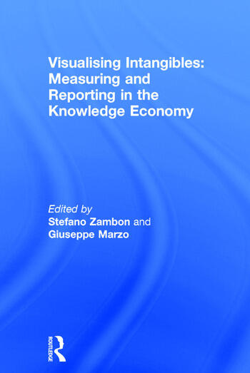 Visualising Intangibles: Measuring and Reporting in the Knowledge Economy book cover