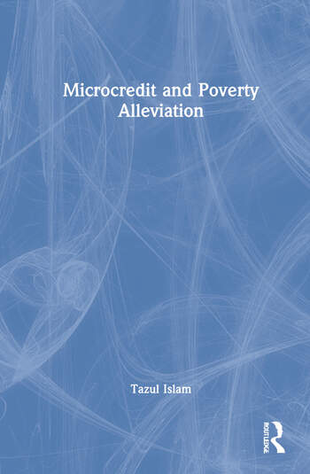 Microcredit and Poverty Alleviation book cover