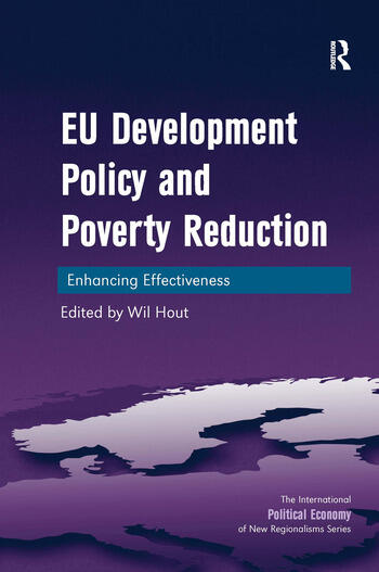 EU Development Policy and Poverty Reduction Enhancing Effectiveness book cover