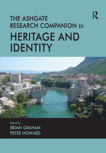 The Routledge Research Companion to Heritage and Identity book cover