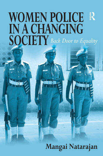 Women Police in a Changing Society Back Door to Equality book cover