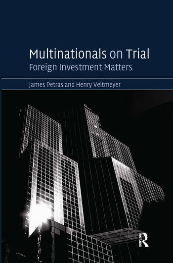 Multinationals on Trial Foreign Investment Matters book cover
