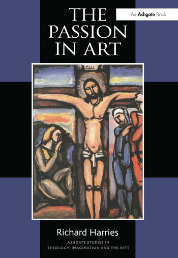 The Passion in Art book cover