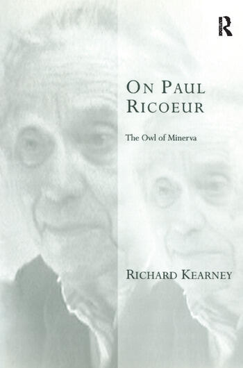 On Paul Ricoeur The Owl of Minerva book cover