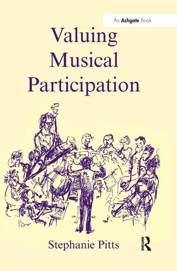 Valuing Musical Participation book cover