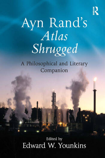 Ayn Rand's Atlas Shrugged A Philosophical and Literary Companion book cover