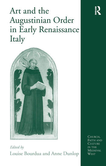 Art and the Augustinian Order in Early Renaissance Italy book cover