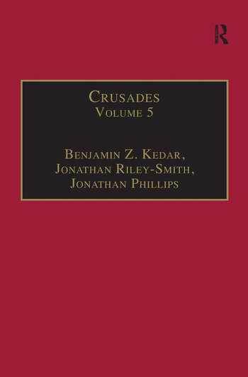 Crusades Volume 5 book cover