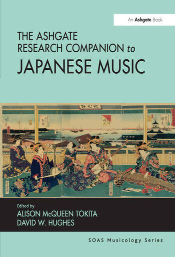 The Ashgate Research Companion to Japanese Music book cover