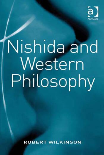 Nishida and Western Philosophy book cover