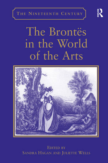 The Brontës in the World of the Arts book cover