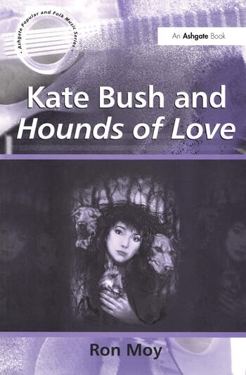 Kate Bush and Hounds of Love book cover